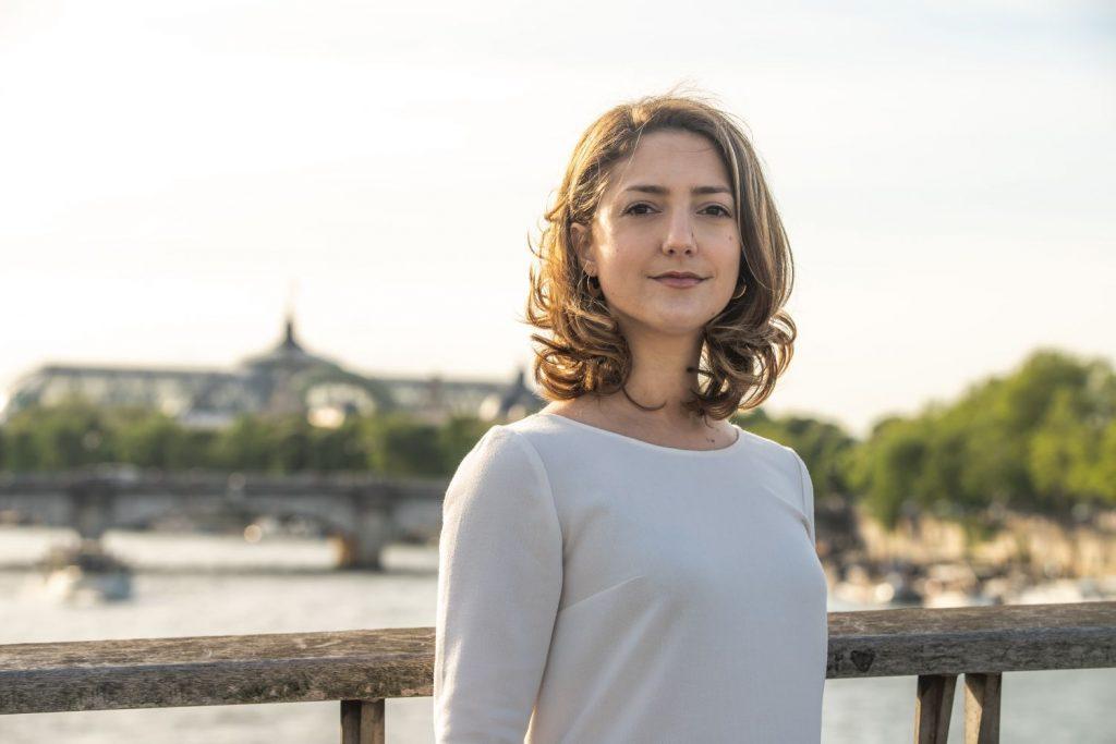 Delphine Nabucet est la fondatrice et la gérante de l'agence de communication ADN